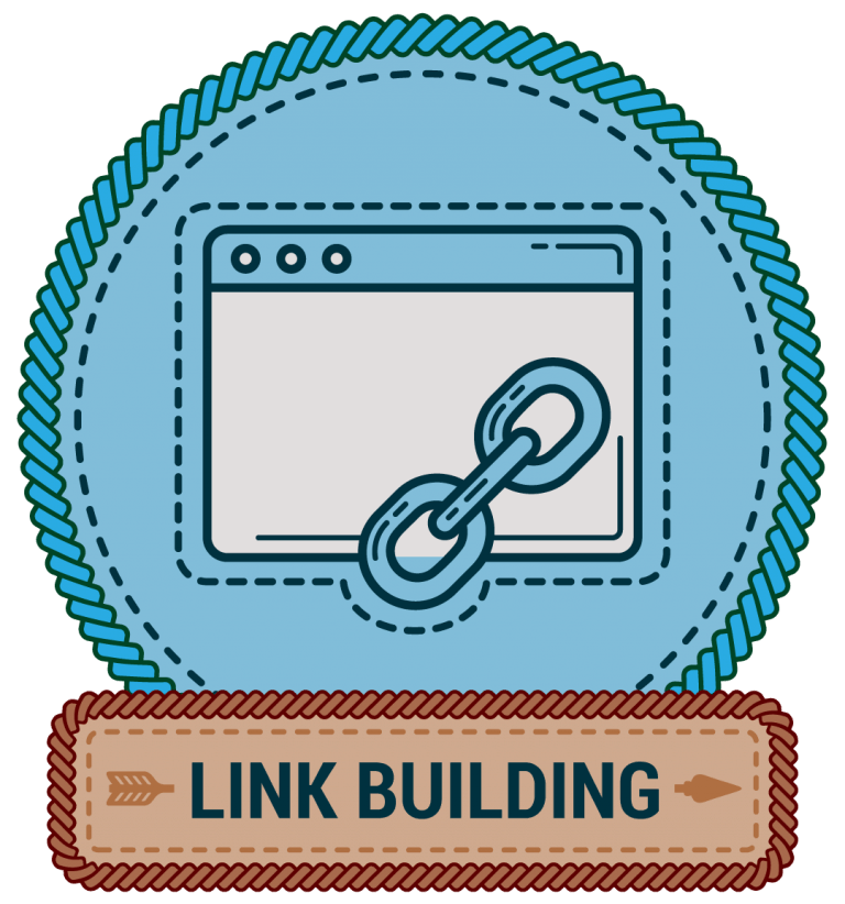 RDM Certification | Link Building Badge