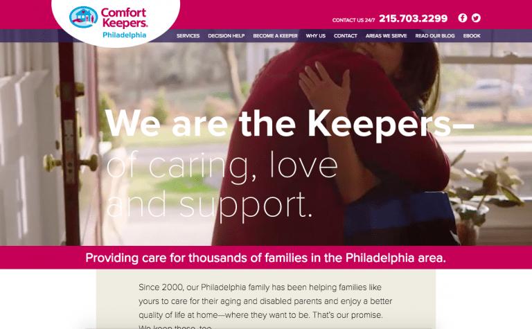 Comfort Keepers Philadelphia