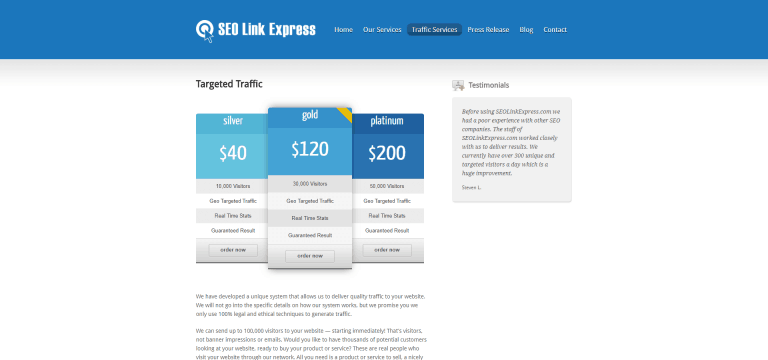 SEO Link Express