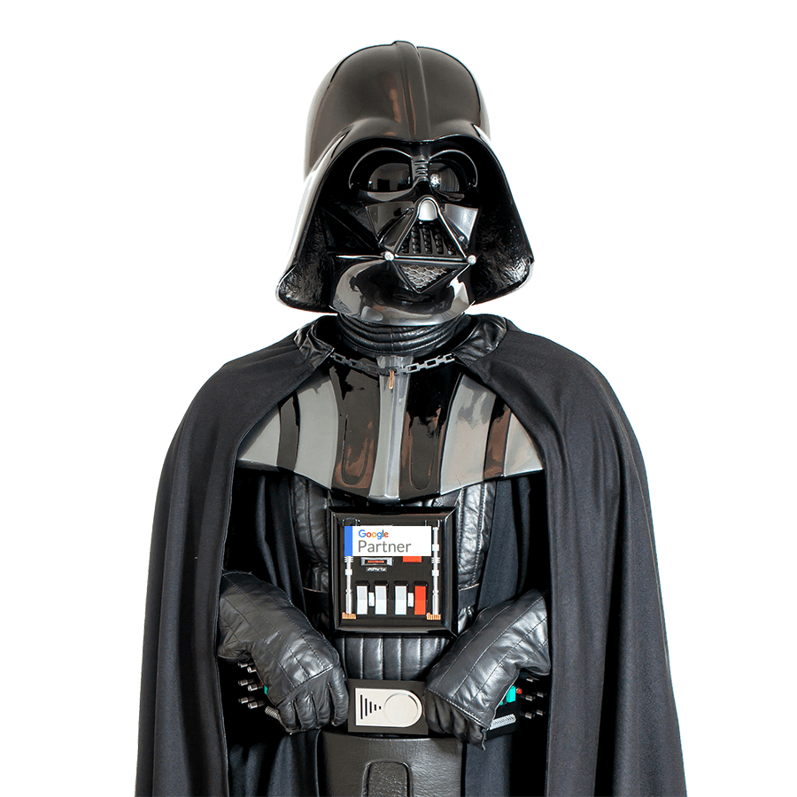 Join the Google Empire and Complete your training SEO padawan