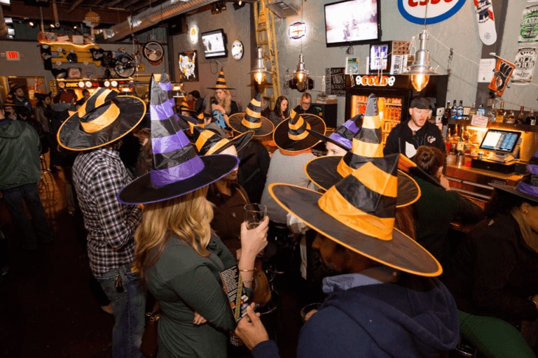 Witch Craft Beer Crawl